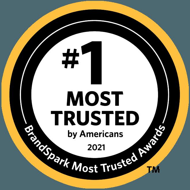2021 BrandSpark Award Badge