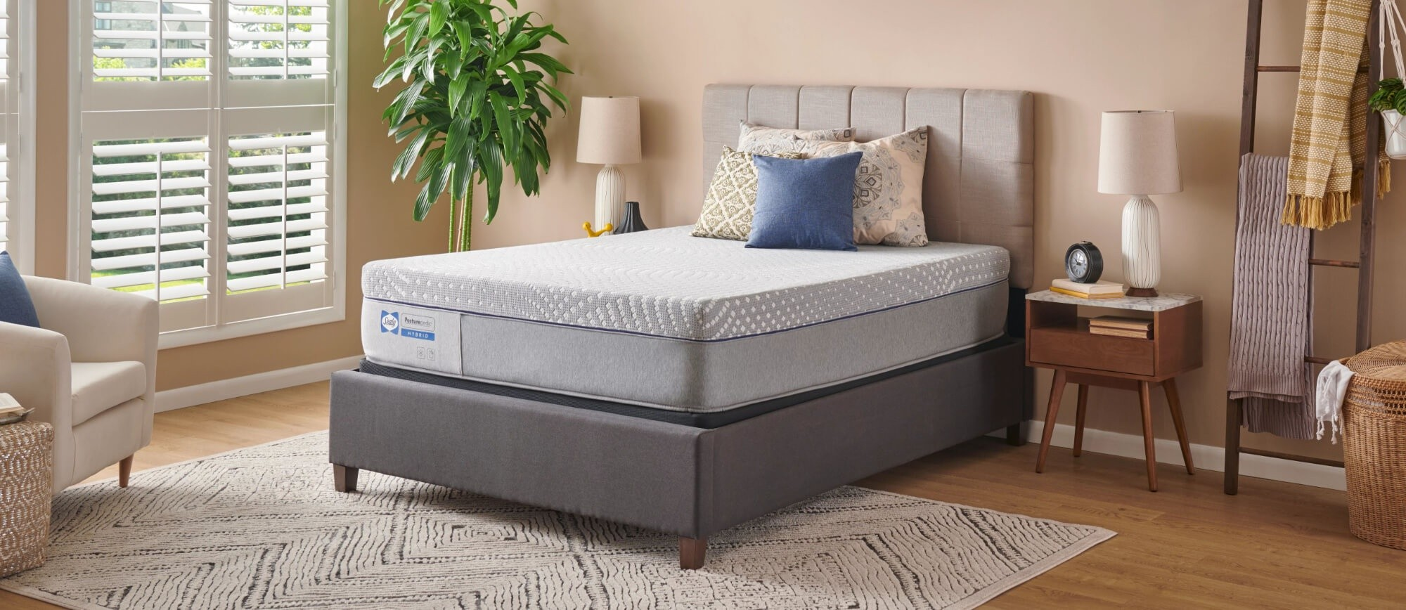 posturepedic hybrid mattress