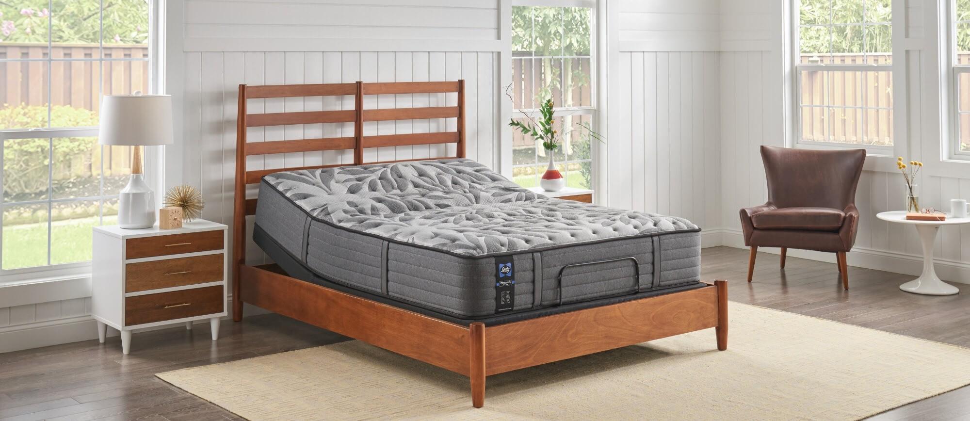 A Posturepedic Plus mattress