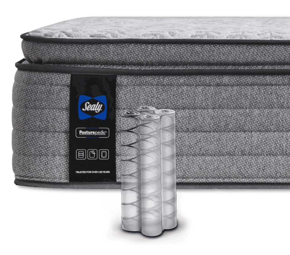 A Sealy spring mattress
