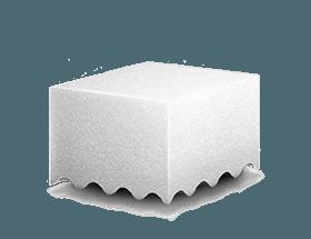 Sealy Memory Foam Illustration